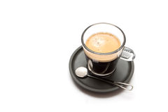 De espresso van de koffie Royalty-vrije Stock Afbeelding
