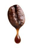 De essentie van koffie. royalty-vrije stock foto's