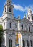 De Estrela-Basiliek of Koninklijke Basiliek royalty-vrije stock afbeeldingen