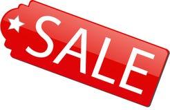 De Etiketten van de verkoop royalty-vrije illustratie