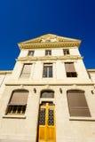 De Etnografiemuseum van Genève Stock Afbeelding