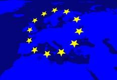 De EU Royalty-vrije Stock Foto