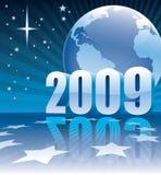 De EU van de aarde 2009 Stock Foto