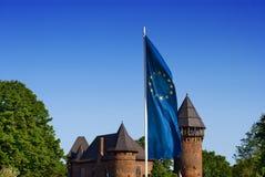 De EU van de vesting royalty-vrije stock afbeelding