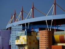 De Euro 2004 van Aveiro van het voetbalstadion royalty-vrije stock foto