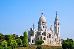 De Europese architectuur van de stijlkerk stock foto's