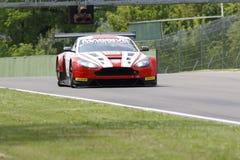 De Europese Reeks Imola van Le Mans Stock Afbeeldingen