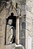 De evangelische Kerk in Sebes Stock Foto's