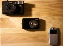 De Evolutie van Fotografie Royalty-vrije Stock Foto