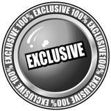 De exclusieve Vector van de Knoop, gemakkelijk Editable Royalty-vrije Stock Foto's