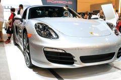 De exotische sportwagen van Porsche Stock Afbeeldingen