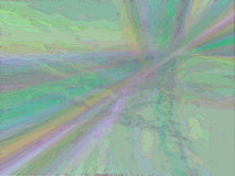 De explosie van de pastelkleur stock illustratie