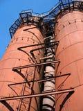 De fabriek Royalty-vrije Stock Afbeeldingen