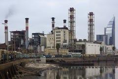 De fabriek Stock Foto's