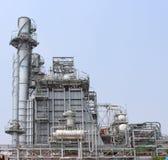 De fabriek in het industriële landgoed Stock Foto