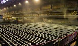 De fabriek van buizen Royalty-vrije Stock Fotografie
