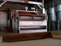 De fabriek van de thee Royalty-vrije Stock Afbeelding