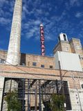 De Fabriek van New Orleans Falstaff Stock Fotografie