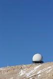 De faciliteit van de radar Stock Afbeeldingen