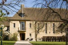 De Faculteit van de muziek, de Universiteit van Oxford Stock Foto's