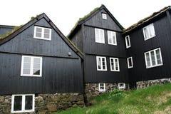 De Faeröer Stock Foto