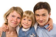De familie Stock Foto