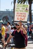 De families behoren samen San Francisco stock fotografie