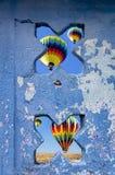 De Fantasie van de ballon Stock Afbeeldingen