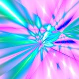De fantasie van de kleur vector illustratie