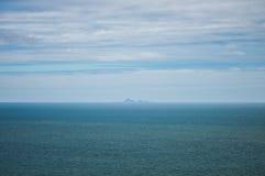 De Farallon-Eilanden Stock Afbeeldingen