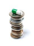 De farmaceutische industrie Stock Fotografie