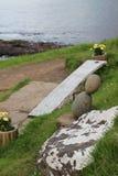 De Faro öarna Arkivbilder