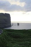 De Faro öarna Arkivbild