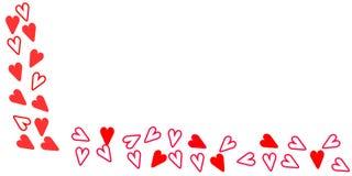 14 de febrero días de tarjetas del día de San Valentín libre illustration