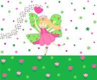 De fee van tulpen Royalty-vrije Stock Afbeelding