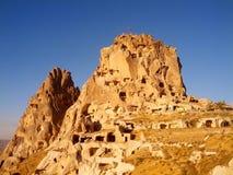 De feeschoorsteen van Cappadociaturkije Stock Foto's