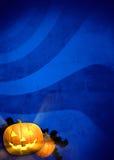 De feestelijke achtergrond van Halloween Stock Afbeeldingen