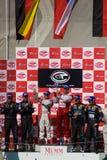 DE FIA GT Royalty-vrije Stock Afbeeldingen