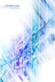 De fibra óptica abstracto