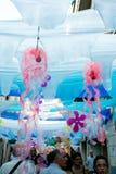 de fiesta gracia Royaltyfria Bilder