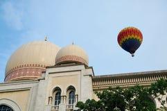 De fiesta van de hete luchtballon Stock Fotografie