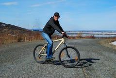 De fiets Royalty-vrije Stock Foto