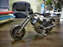 De fiets Decore in mijn bureau royalty-vrije stock afbeeldingen