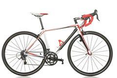 De fiets van de rasweg Stock Afbeelding