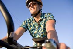 De fiets van de weg Stock Afbeeldingen