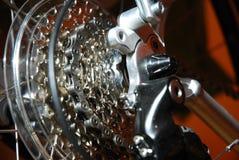 De fiets van het ras Royalty-vrije Stock Afbeeldingen
