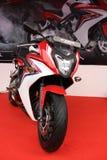 De fiets van Honda cbr Royalty-vrije Stock Foto's