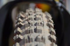 De fietsband van de berg Stock Fotografie