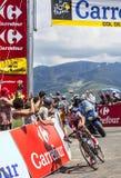 De fietser Bart De Clercq Stock Foto's