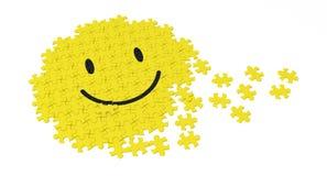 De Figuurzaag van Smiley vector illustratie